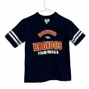 NFL TEAM BRONCOS kids jersey size M